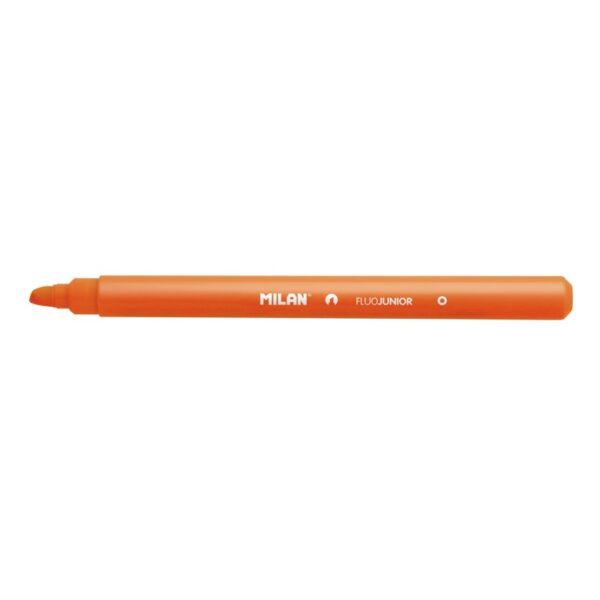 Zakreślacz Milan Fluo Junior Pomarańczowy