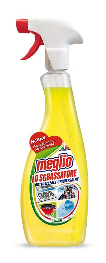 C Meglio odtłuszczacz 750ml Lemon