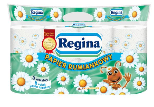 Papier toaletowy Regina Rumianek a'8