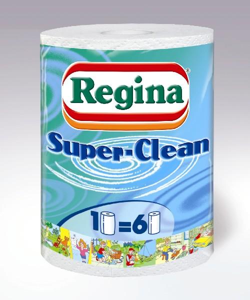 Ręcznik papierowy Regina Jumbo Super-Clean